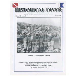 The Journal of Diving History # 038