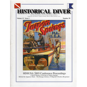 The Journal of Diving History # 039