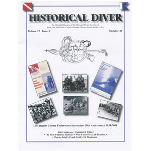The Journal of Diving History # 040