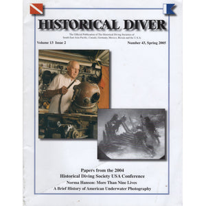 The Journal of Diving History # 043