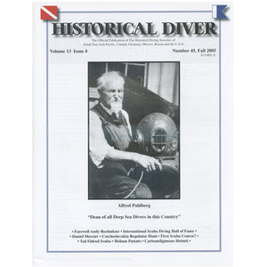 The Journal of Diving History # 045