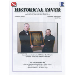 The Journal of Diving History # 047