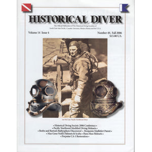 The Journal of Diving History # 049