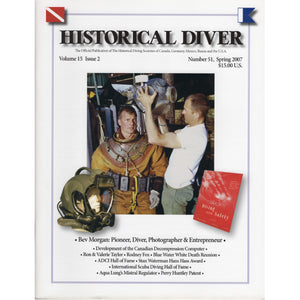 The Journal of Diving History # 051