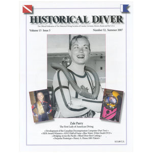 The Journal of Diving History # 052