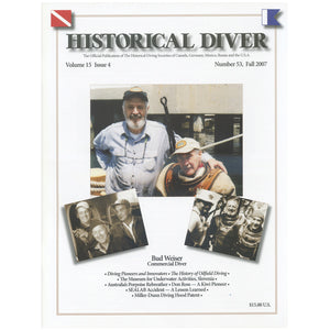 The Journal of Diving History # 053