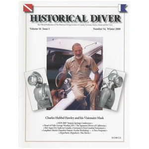 The Journal of Diving History # 054