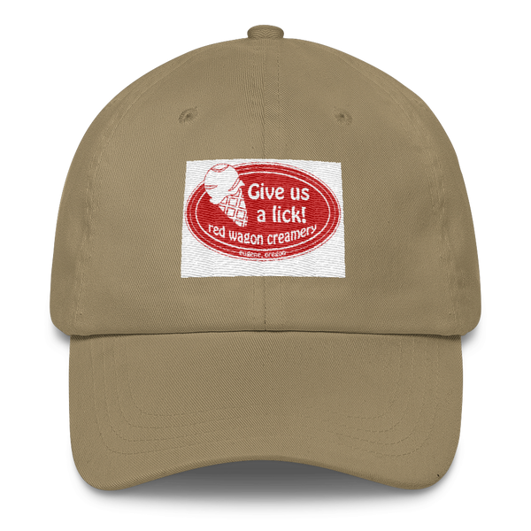 Cool Cap. Give it a lick. And a wear.