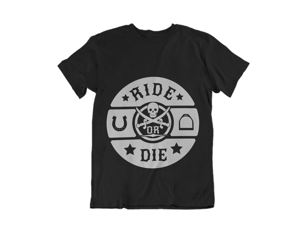 Ride or Die Vintage Tee