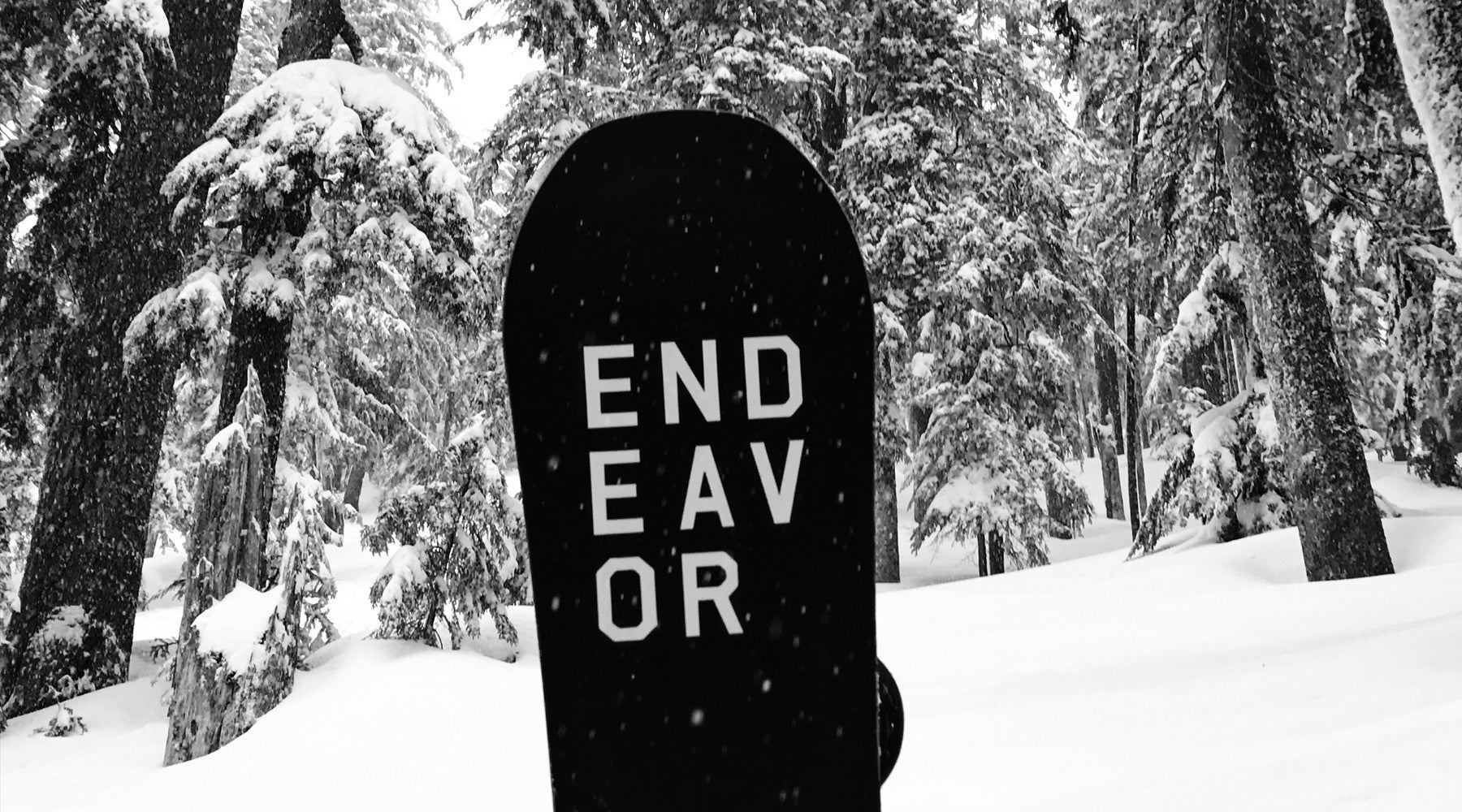 Endeavor Scout Snowboard Lifestyle
