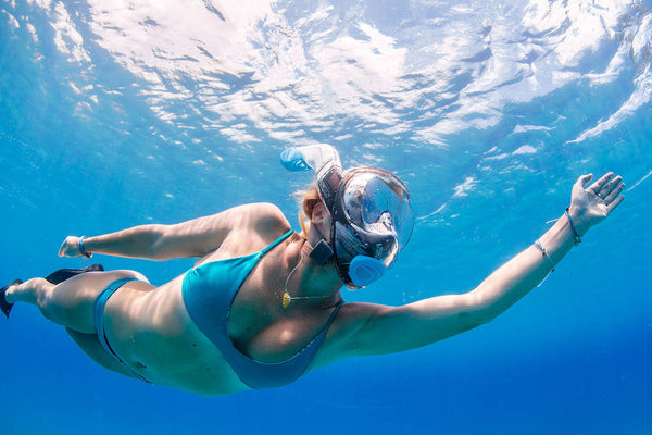 Full Face Snorkel Mask VS. Traditional: Which One Is