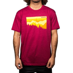Yellow Sunset<div>Unisex T-Shirt</div>