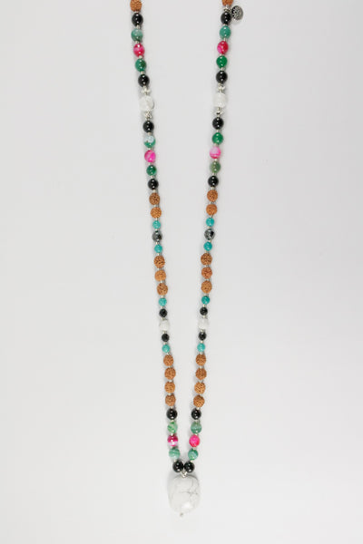 The Aztec Mala - Mala Kamala Mala Beads  - 1