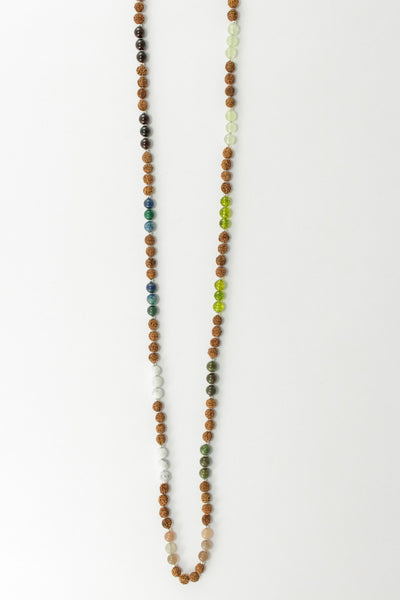The Eight Phase Mala - Mala Kamala Mala Beads  - 1