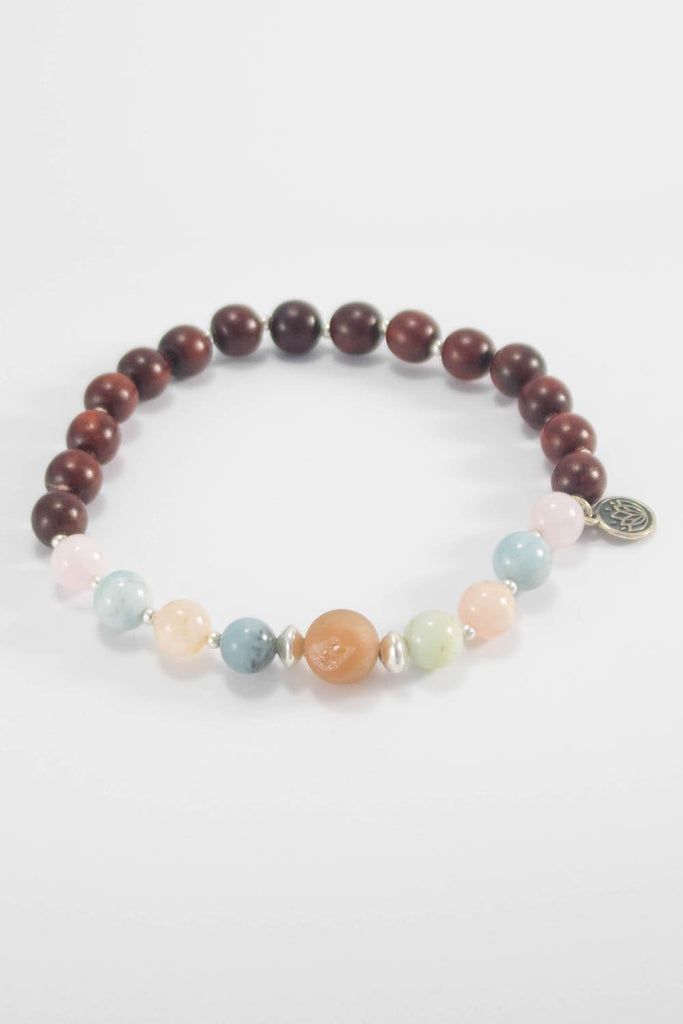 The Dive In Mala Bracelet - Mala Kamala Mala Beads