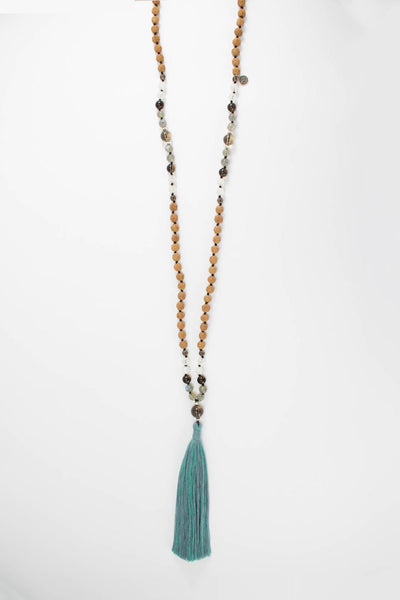The Moon Dust Mala - Mala Kamala Mala Beads