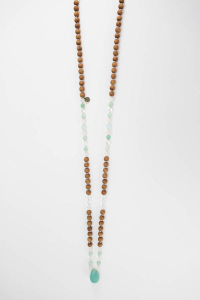 The Mermaid Mala - Mala Kamala Mala Beads