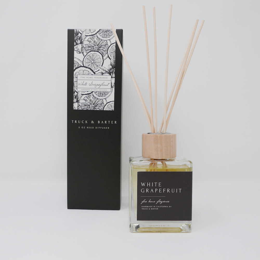 White Grapefruit | Reed Diffuser