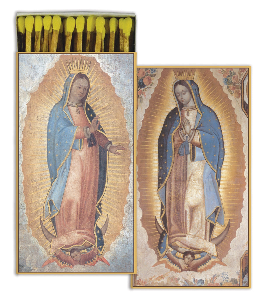 Our Lady Decorative Matches