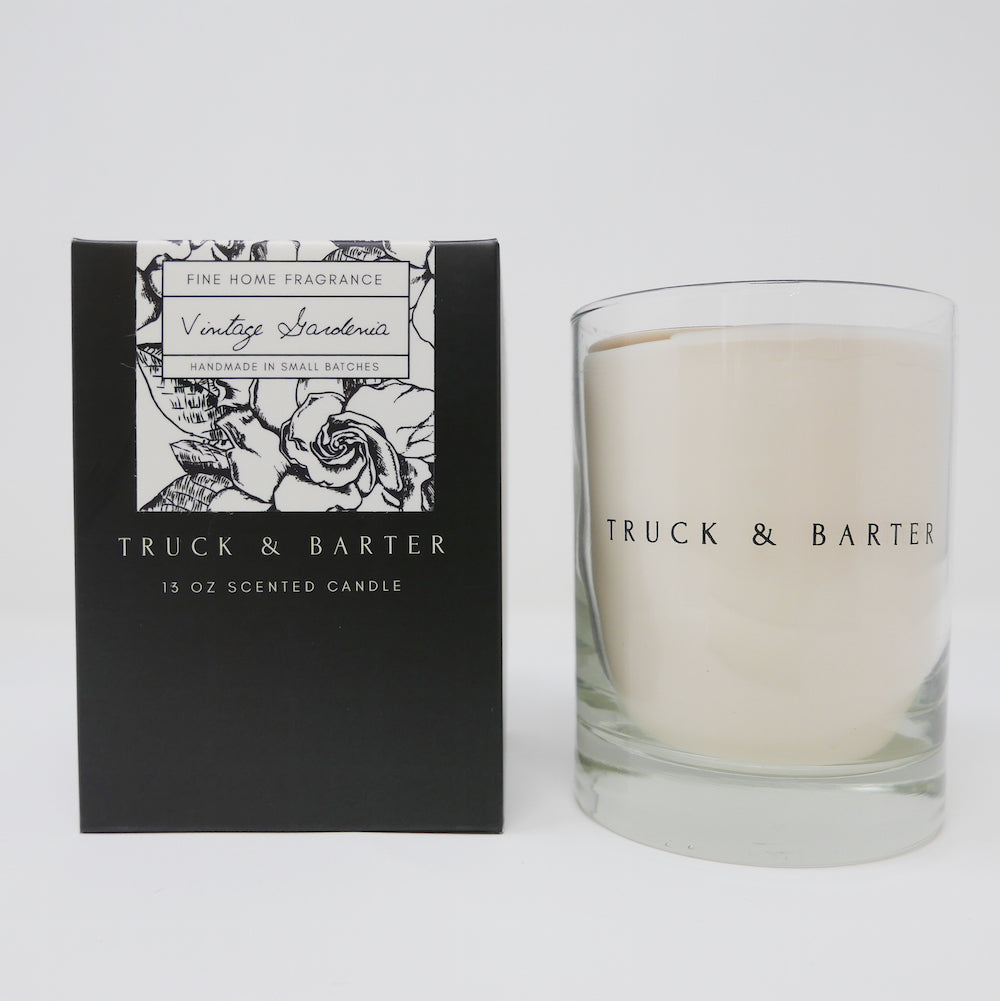 Vintage Gardenia | Scented Candle