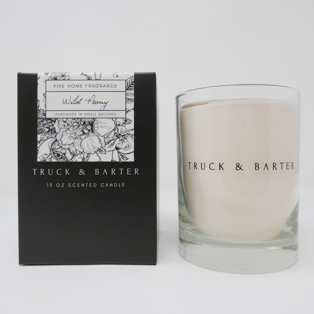 Wild Peony | Scented Candle
