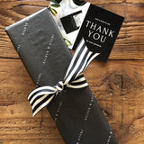 Signature Gift Wrap + Note