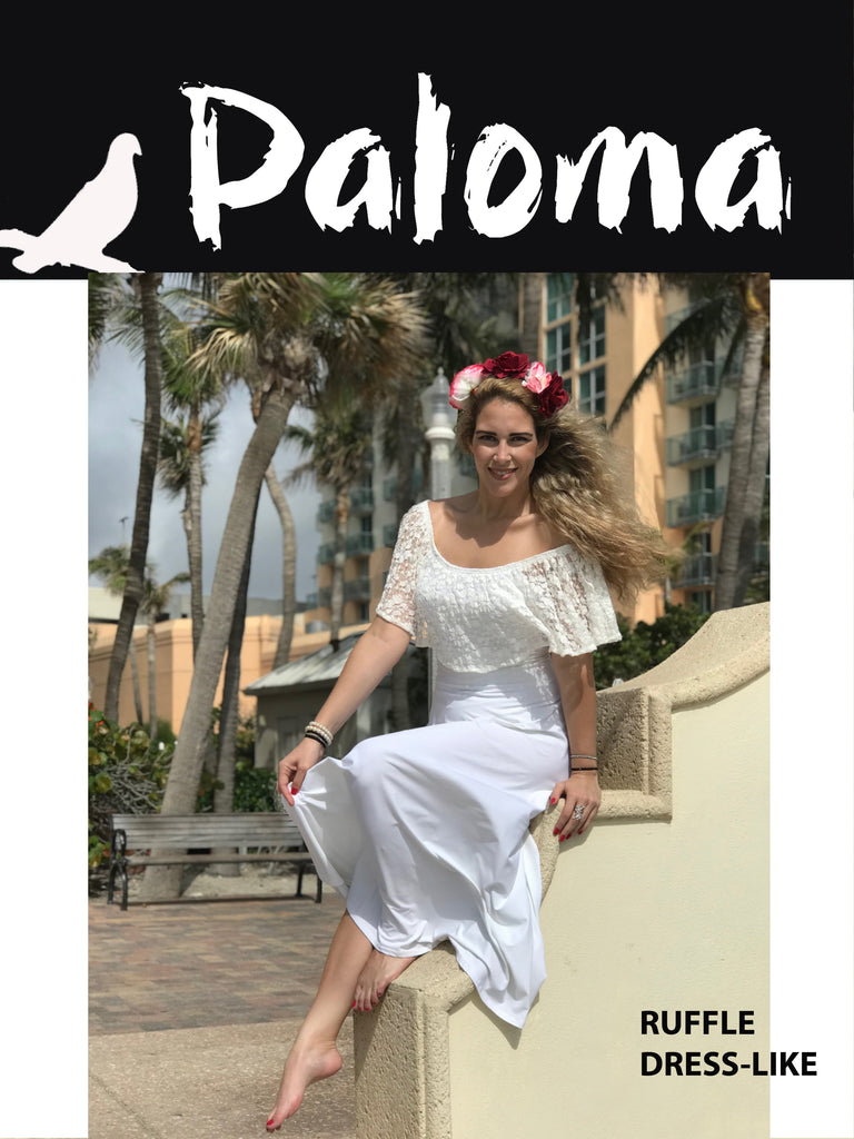 Paloma Collection: Bolero's First All White Collection!