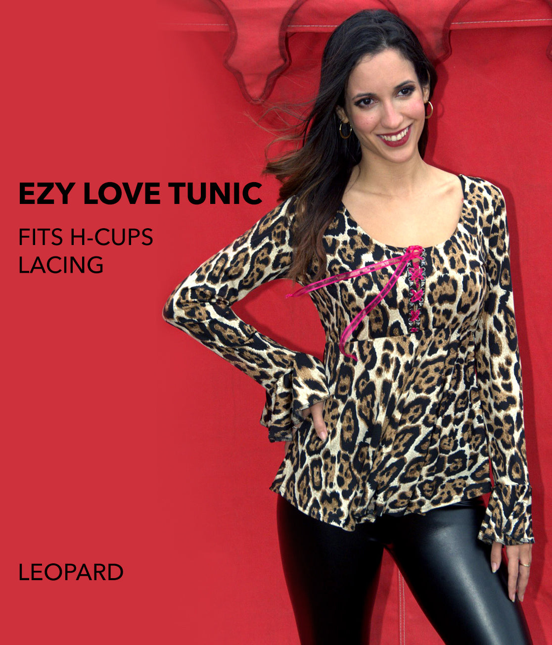 Ezy Love Tunic Top
