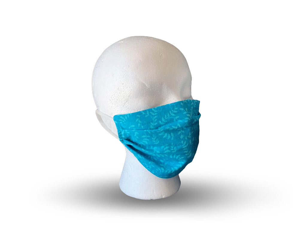 Pleated Style Face Mask