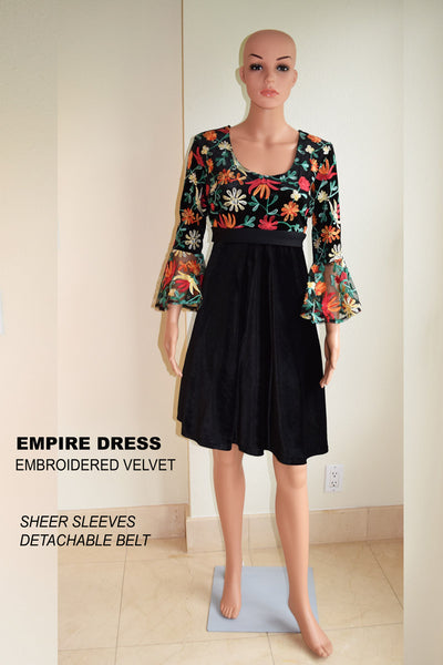 Empire Dress