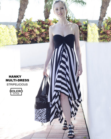 Hanky Multi-Dress