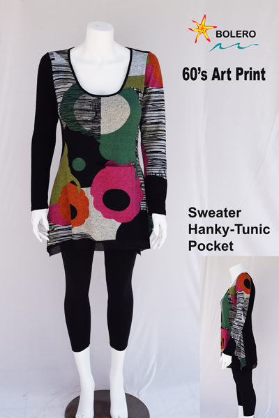 Sweater Hanky Tunic