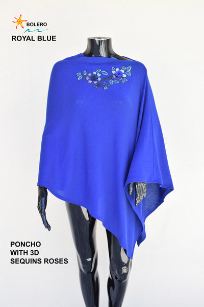 Ponchos and Shawls