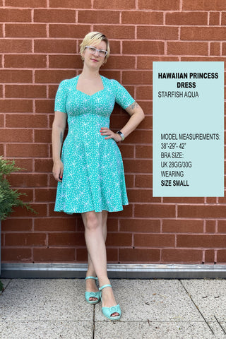 Hawaiian Princess Dress