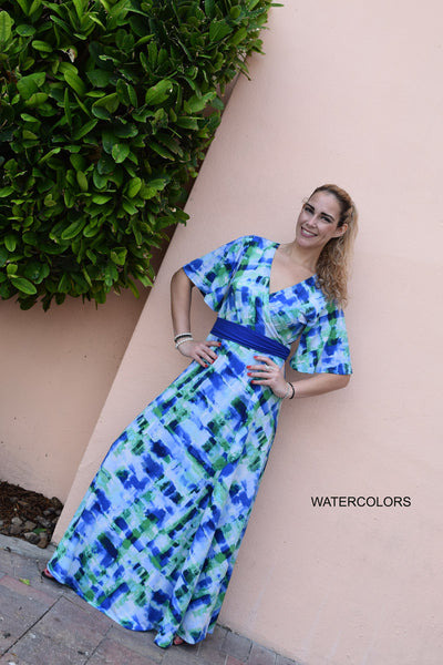 Weekend Maxi Dress