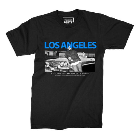 "CARS THAT INFLUENCED THE CULTURE ""LOS ANGELES"""