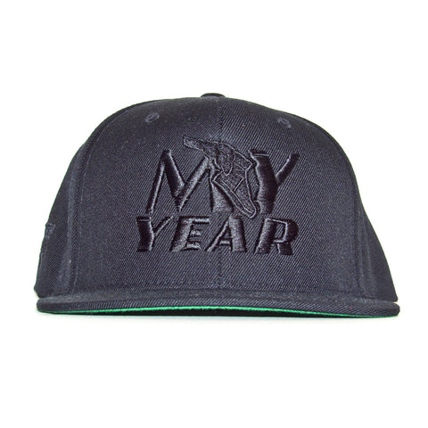 MY YEAR BLK by CONVERTIBLE BERTT - convertiblebertt