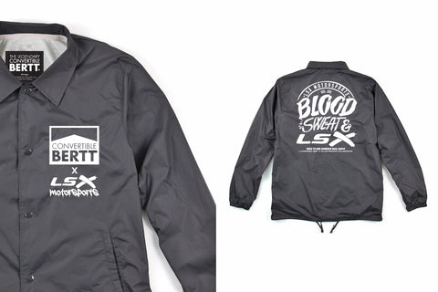 "THE OFFICIAL ""LSX"" JACKET - convertiblebertt"