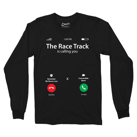 PICK UP THE PHONE!!!  LONG SLEEVE - convertiblebertt