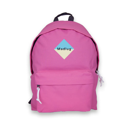 Pure Pink Backpack