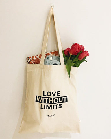 love without limits limited edition tote