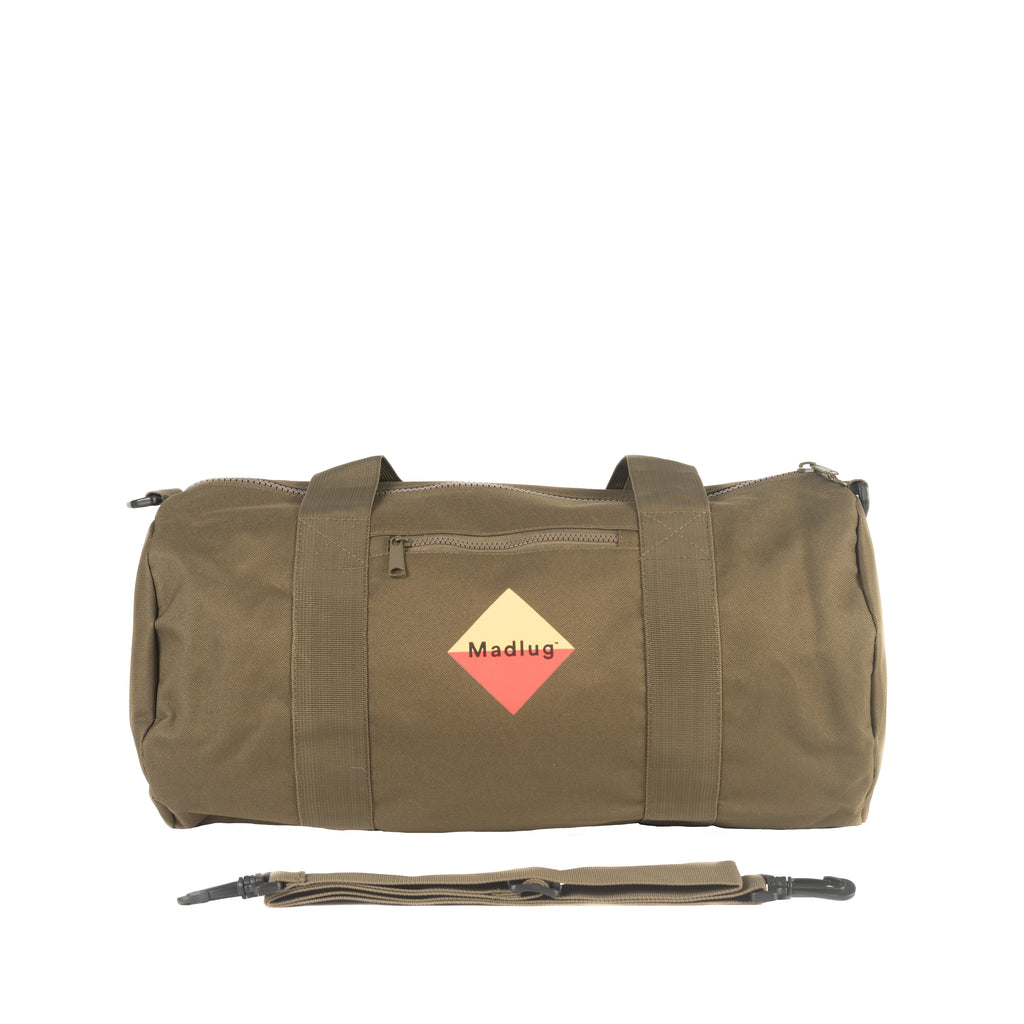 Olive Green Gym Bag