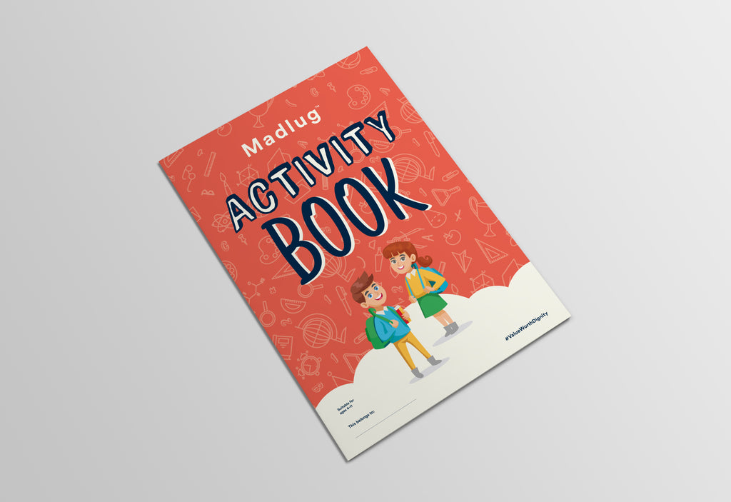 The Madlug Activity Book