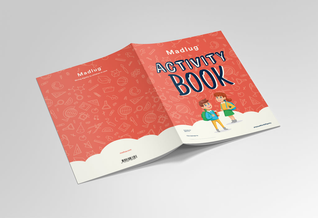 Donate Activity Books