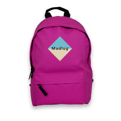 Fuchsia Mini Backpack