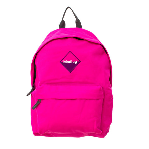 Fuschia Backpack