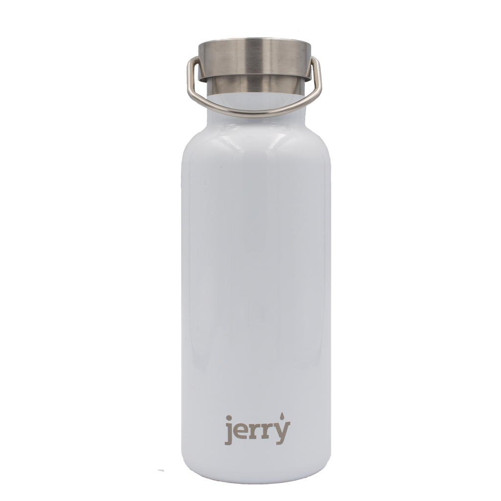 Arctic White Drink Bottle