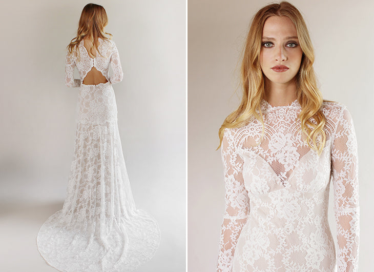 Romantique by Claire Pettibone at The Dress Theory