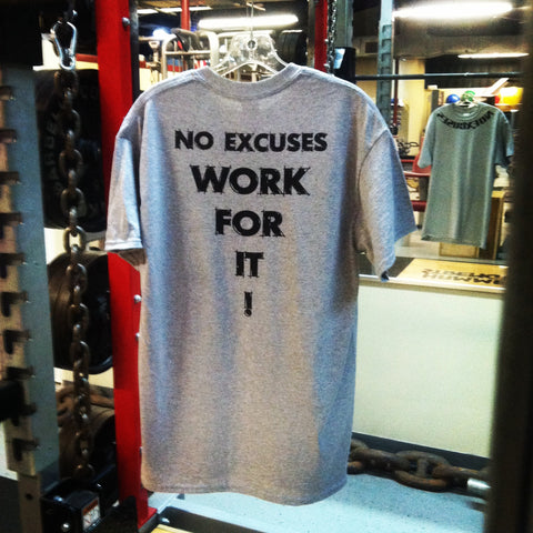 Work For It T-shirt