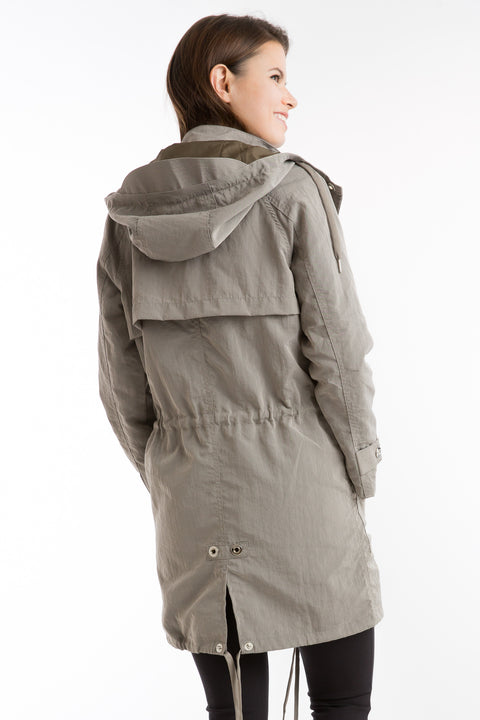 The Long Anorak